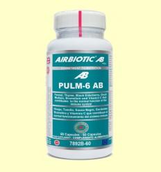Pulm-6 AB - Airbiotic - 60 cápsulas