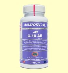 Q-10 AB Complex 300 mg - Airbiotic - 30 cápsulas