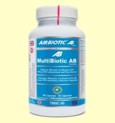 Multibiotic AB - Airbiotic - 90 cápsulas
