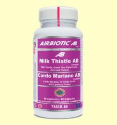 Cardo Mariano AB Complex - Airbiotic - 60 cápsulas