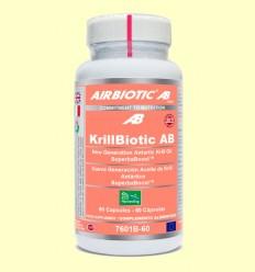 Krillbiotic AB 590 mg - Airbiotic - 60 cápsulas