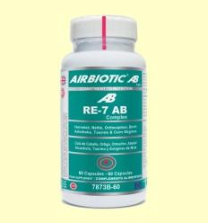 RE-7 AB Complex - Airbiotic - 60 cápsulas