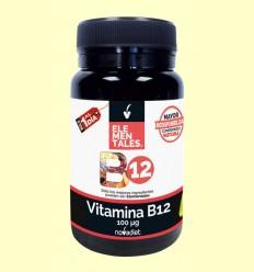 Vitamina B12 100 mcg - Novadiet - 120 cápsulas