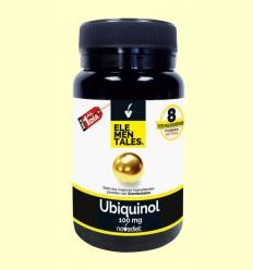 Ubiquinol 100 mg - Novadiet - 30 cápsulas