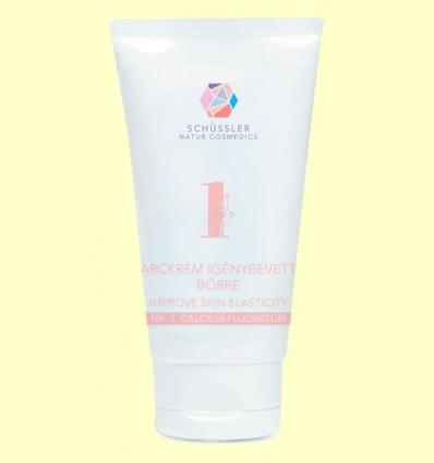 Crema Reafirmante Nº1 Calcium Fluoratum - Schüssler - 75 ml