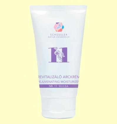 Crema Rejuvenecedora y Revitalizante nº11 Silicea - Schüssler - 75 ml
