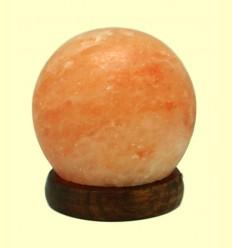 Lámpara de Sal Esfera - Esencia del Himalaya - 1 ud.