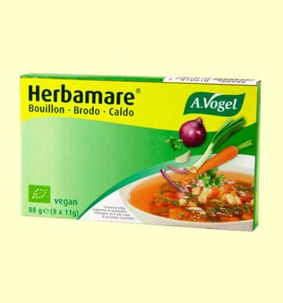 Herbamare Plantaforce 8 Cubitos - A. Vogel - 88 gramos