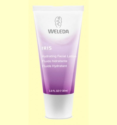 Fluido Hidratante de Iris - Weleda - 30 ml