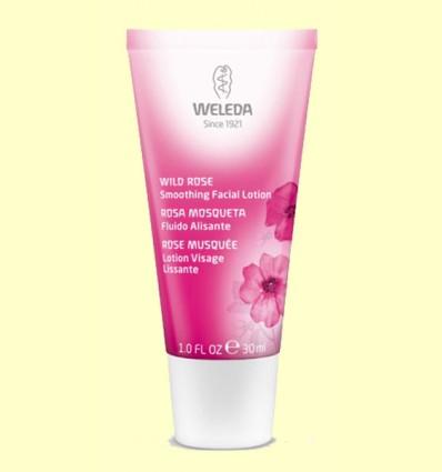 Fluido alisante de Rosa Mosqueta - Weleda - 30 ml