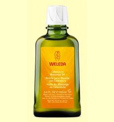 Aceite masaje de Calendula - Weleda - 100 ml