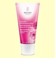 Crema de Día alisante de Rosa Mosqueta - Weleda - 30 ml