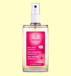 Desodorante de Rosa - Weleda - 100 ml