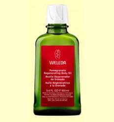 Aceite regenerador de Granada - Weleda - 100 ml