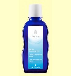 Leche limpiadora suave - Weleda - 100 ml