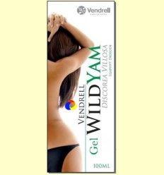 Gel de Wild Yam - Molestias Femeninas - VenPharma - 100 ml