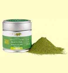 Té Verde Matcha Bio con Aroma a Menta - D&B - 30 gramos