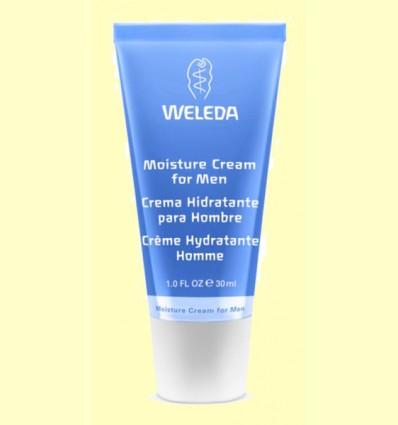 Crema Hidratante para el Hombre - Weleda - 30 ml