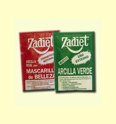Arcilla Roja - Zadiet - Mascarilla facial - 50 gramos