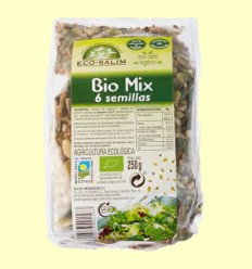 Bio Mix 6 semillas - Eco-Salim - 250 g
