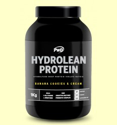 Hydrolean Protein Banana y Cookies and Cream - PWD - 1 kg