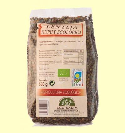 Lentejas Dupuy Ecológica - Eco-Salim - 500 g
