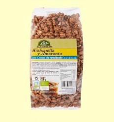 Bio Espelta y Amaranto con crema de avellanas - Eco-Salim - 125 g