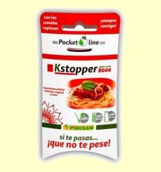 K Stopper 8000 - Chitosan - Pinisan - 10 cápsulas