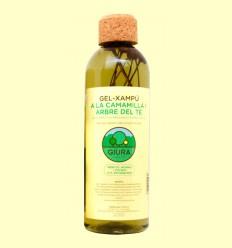 Gel Champú a la Manzanilla y Árbol de Té - Giura - 750 ml