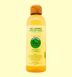 Gel de Baño y Champú de Aloe Vera - Giura - 750 ml
