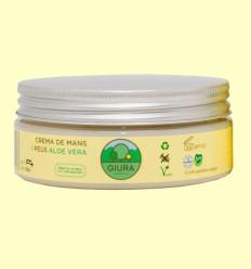 Crema de manos y pies al Aloe Vera - Giura - 200 ml