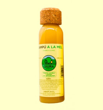 Champú a la Miel - Giura - 250 ml