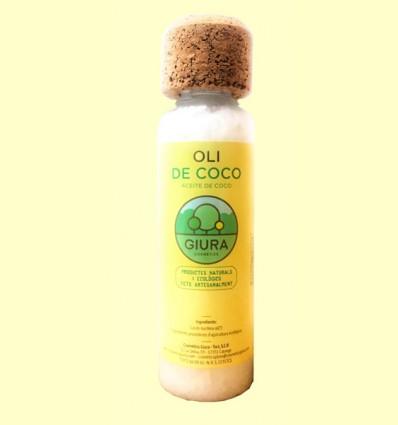 Aceite de Coco - Giura - 200 ml