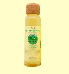 Aceite para masaje - Giura - 250 ml