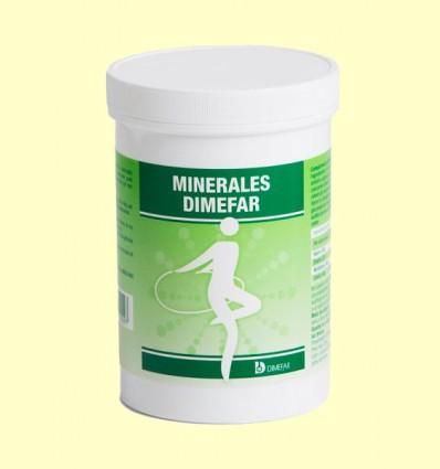Minerales - Laboratorios Dimefar - 500 cápsulas