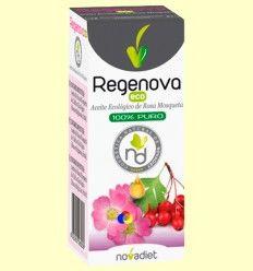 Regenova Aceite ecológico de Rosa Mosqueta - Novadiet - 50 ml