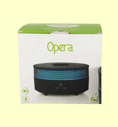 Opera Difusor con Altavoz Bluetooth - Gisa Wellness - 1 ud