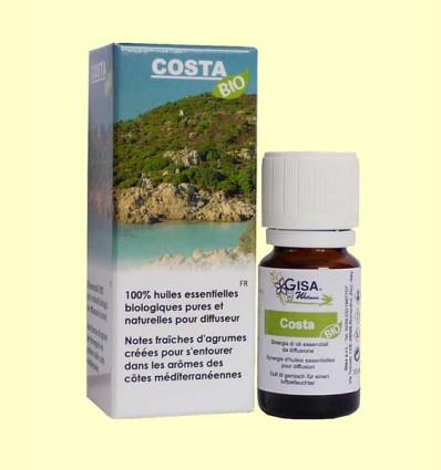 Costa Sinergia de aceites esenciales Bio - Gisa Wellness - 10 ml