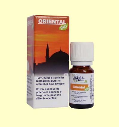 Oriental Sinergia de aceites esenciales Bio - Gisa Wellness - 10 ml