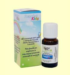 Respiro Kids aceites esenciales Bio - Gisa Wellness - 15 ml.