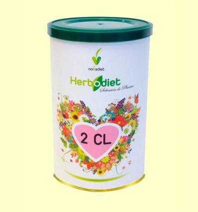 Herbodiet CL-2 - Novadiet - 80 gramos