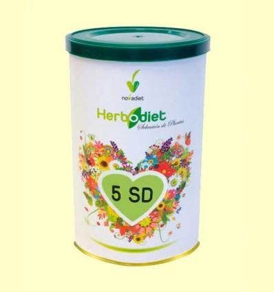 Herbodiet SD-5 - Novadiet - 80 gramos