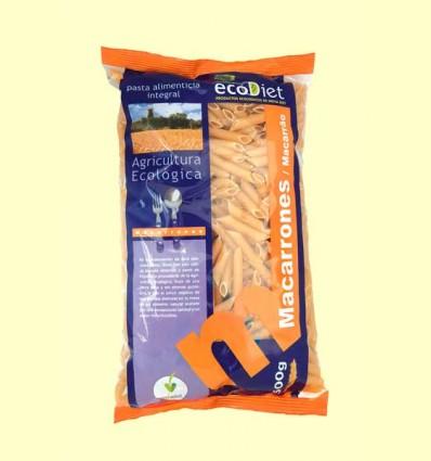 Macarrones Ecodiet - Novadiet - 500 g