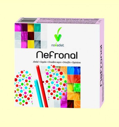 Nefronal - Novadiet - 60 cápsulas
