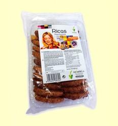 Ricas Cookies - Novadiet - 350 g
