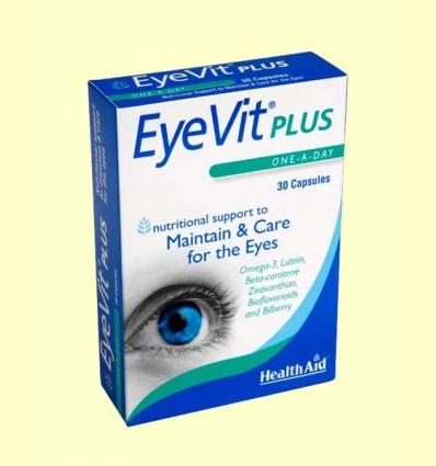 EyeVit PLUS - Health Aid - 30 cápsulas