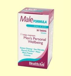 Male Fórmula - Health Aid - 30 comprimidos