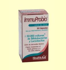Immuprobio (50000 millones) - Health Aid - 30 cápsulas vegetales