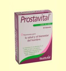 Prostavital - Ayuda para la próstata - Health Aid - 30 cápsulas