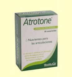 Atrotone - Liberación prolongada - Health Aid - 60 comprimidos
